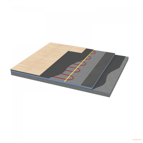 Under-floor Heating Board