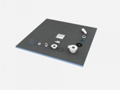 LUX H78 Shower Tray