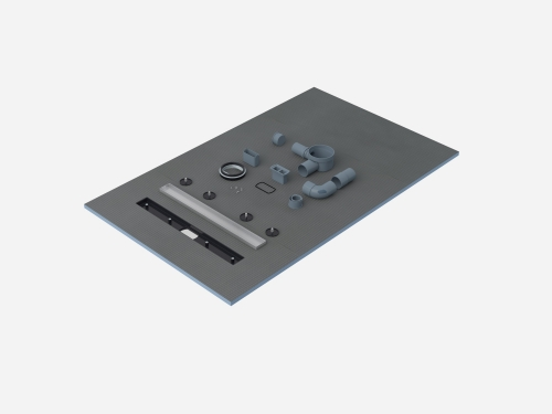 LUX H77 Shower Tray