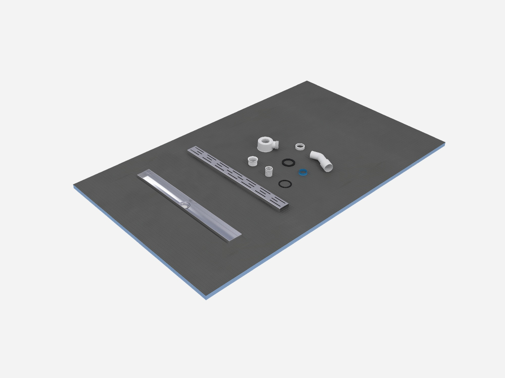 LUX H68 Shower Tray
