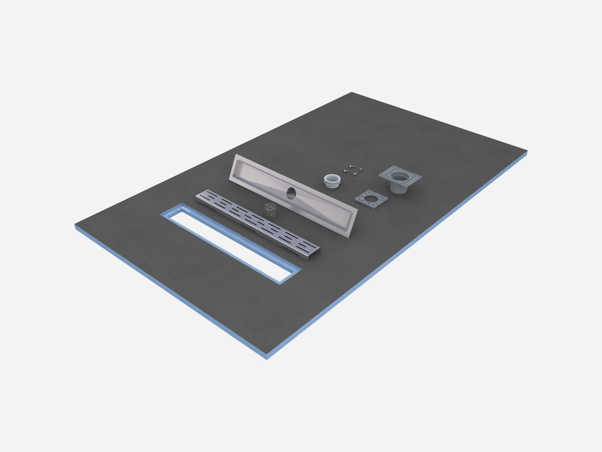 LUX H88 Shower Tray