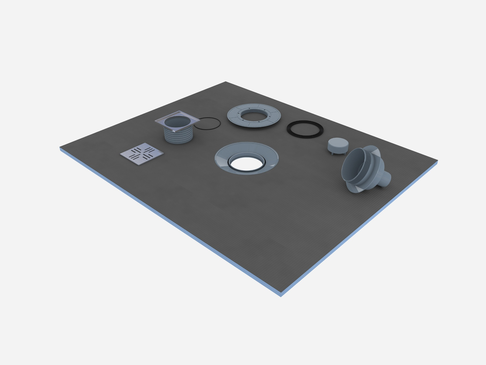 LUX H96 Shower Tray